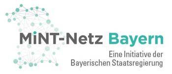 Logo des MINT-Netz Bayern