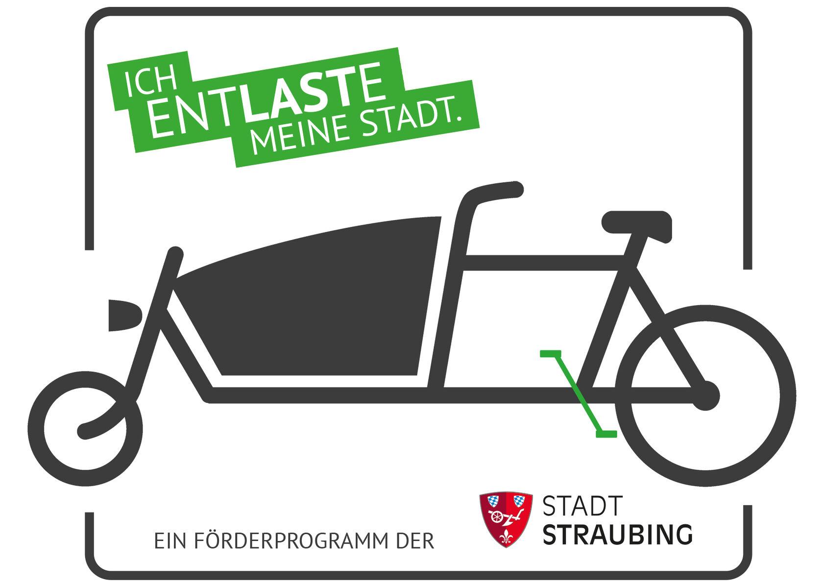 Logo Förderprogramm Lastenfahrrad