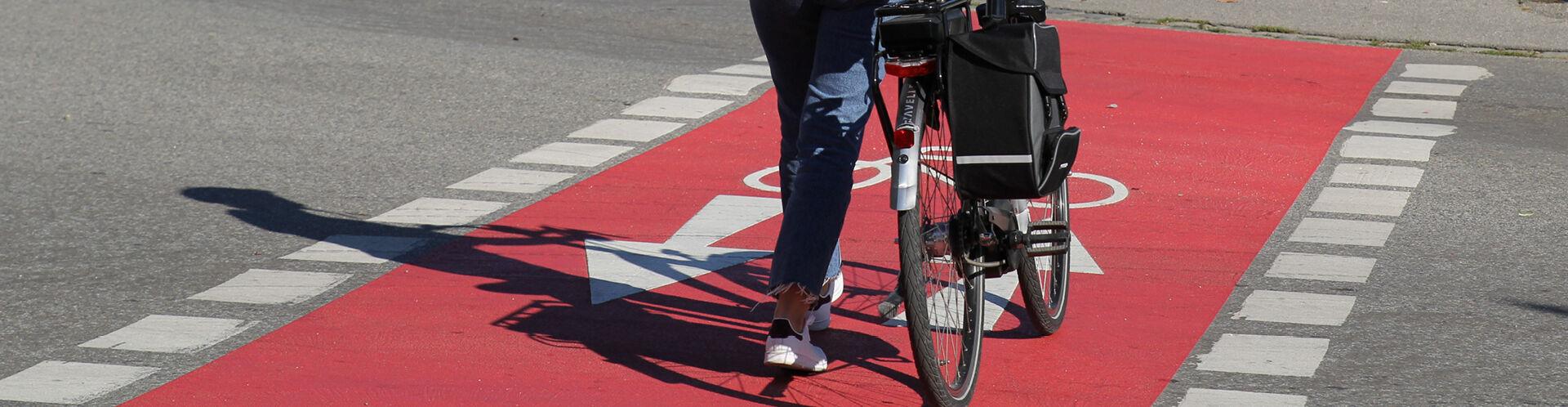 Fahrradübergänge Banner