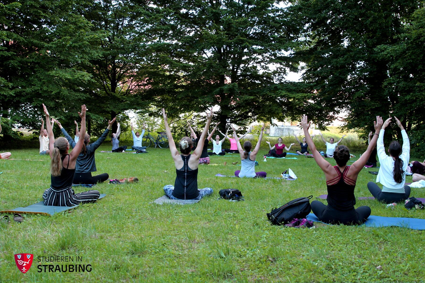 Fit durch die Prüfungszeit Mudita Yoga